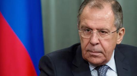 Russian Foreign Affairs Minister Sergei Lavrov. © Iliya Pitalev