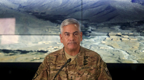New US commander in Afghanistan apologizes for Kunduz hospital bombing