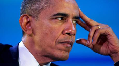 U.S. President Barack Obama. ©Jonathan Ernst