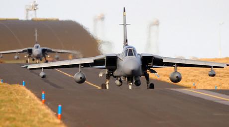 Royal Air Force Tornado jet aircraft  © David Moir