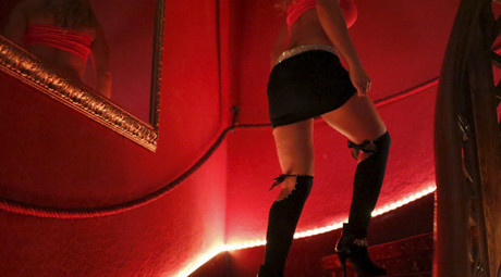 Greek sex workers' rates fall to record low – study