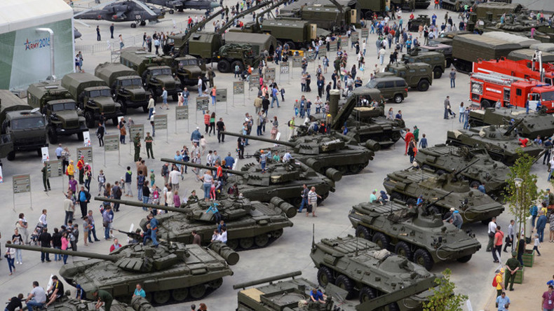 Russia's Army-2016 forum to show off military high-tech