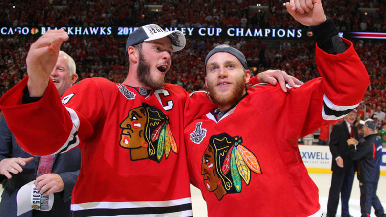NHL's Top 10 Highest Paid Stars in 2015