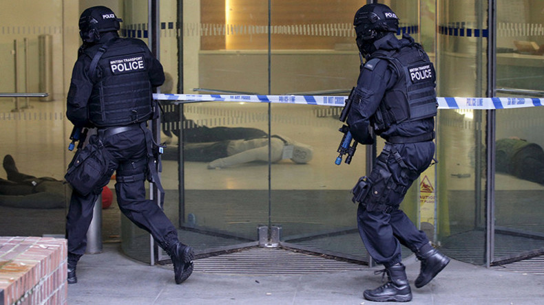 UK armed police told to ignore wounded, focus on neutralizing terrorist threat