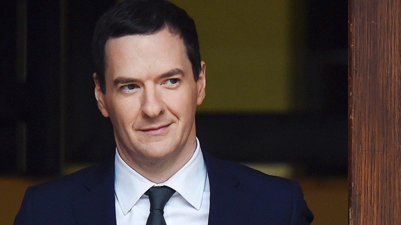 Cost of bombing Syria 'would be in low tens of millions' – George Osborne