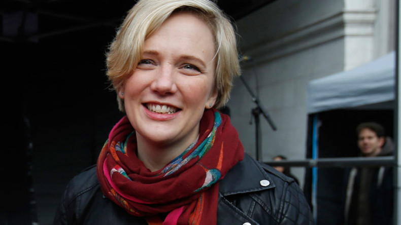 #SyriaVote: Labour MP Stella Creasy claims she was 'bullied' by anti-war protesters