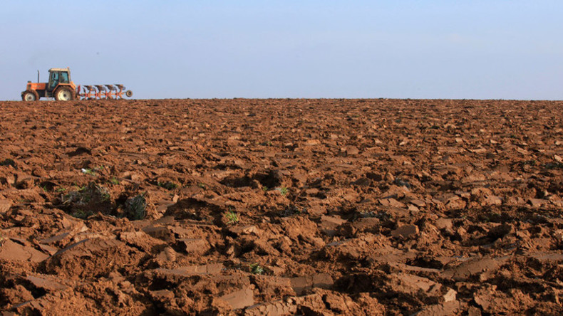 'Catastrophic': World has lost 33% of arable land in 40yrs, study says