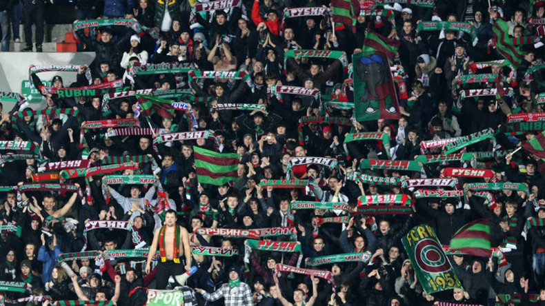 Russian football fans banned from attending match in Bordeaux, France
