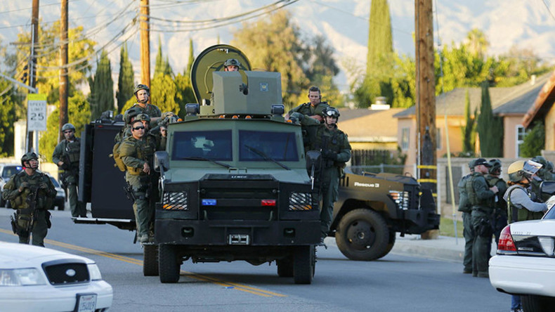 San Bernardino shooting suspects married with 6-month-old baby, husband traveled to Saudi Arabia