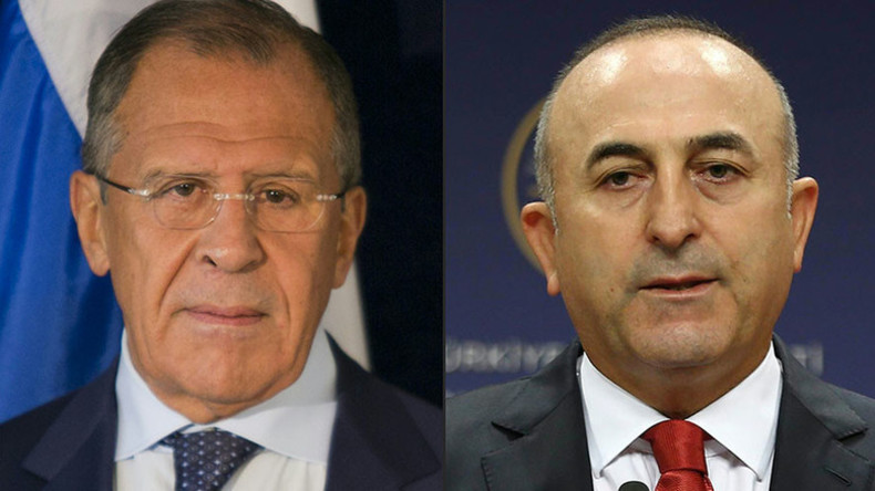 Lavrov after meeting with Turkish FM: 'We haven't heard anything new'
