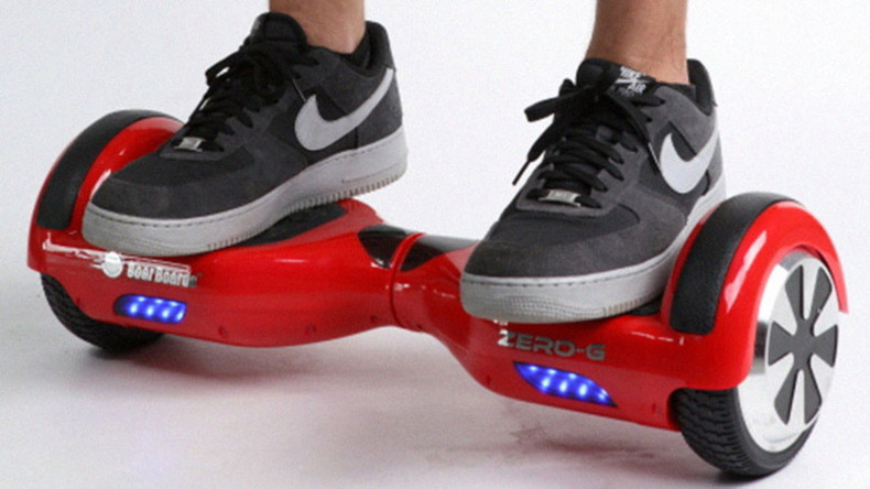 Exploding hoverboards: Christmas must-haves impounded over fire hazard fears