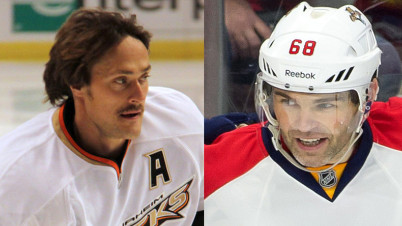 Jaromir Jagr to reconsider All-Star appearance after prompting from Temmu Selanne