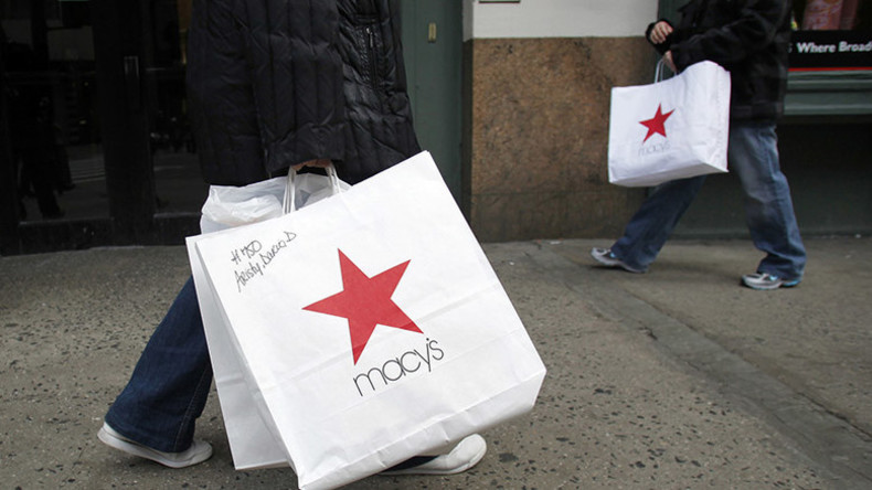 'Operates like jail': Macy's accused of detaining minority customers as would-be shoplifters