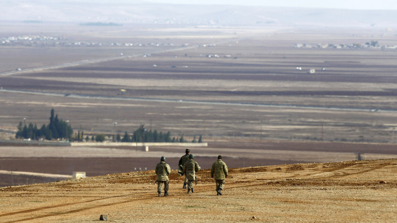 Turkey skeptical about US proposal to close border 'under ISIS control'
