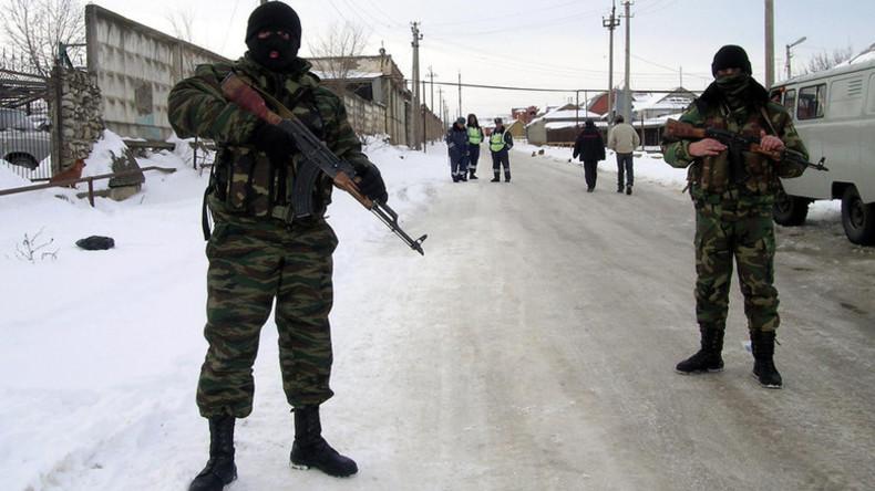 South Russian region drafts bill on denaturalization of terrorists