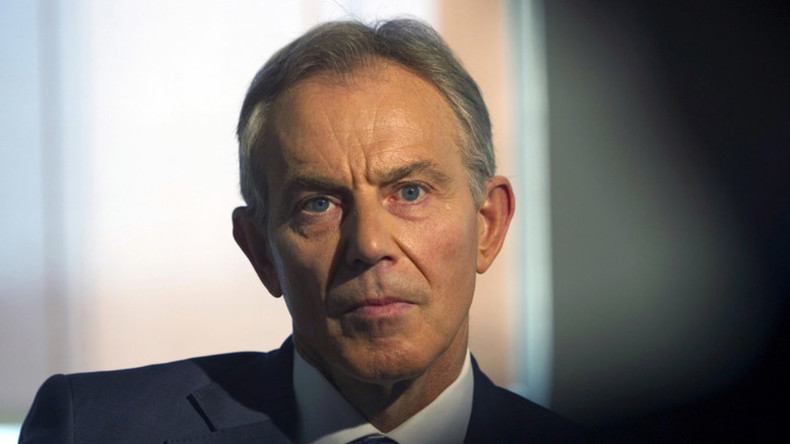 Blair welcomes Syria airstrikes, says ISIS ideology stretches 'deep into Muslim society'