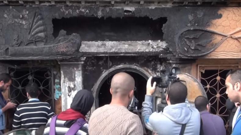 16 killed in Molotov cocktail attack on Cairo nightclub
