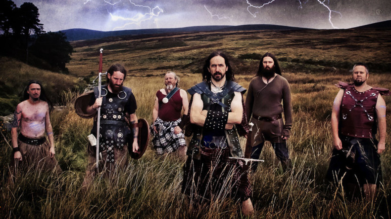Irish metal for Putin: Russians enchanted with heavy celtic rock