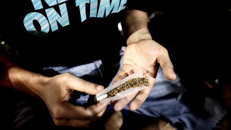 Holy smokes: Police investigate toddler smoking marijuana (VIDEO)