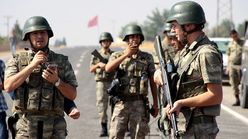 'Incursion': Baghdad demands Turkey withdraw 'training' troops from northern Iraq