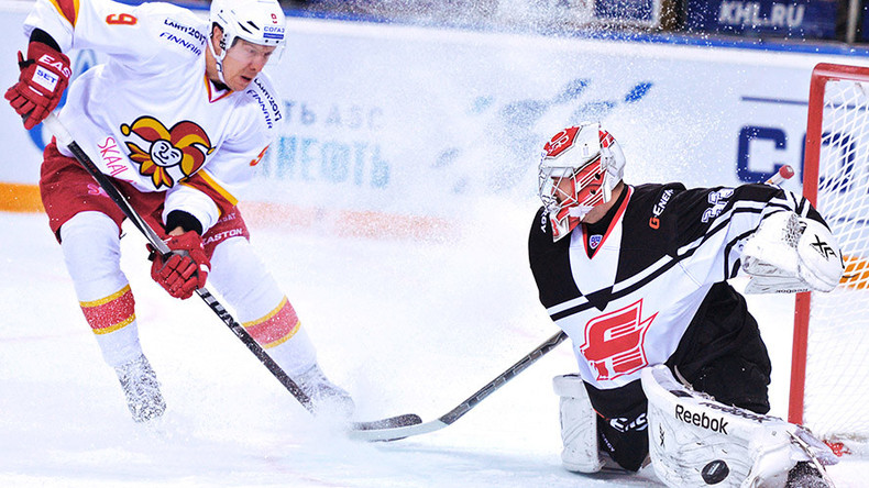 KHL looks to expand into China