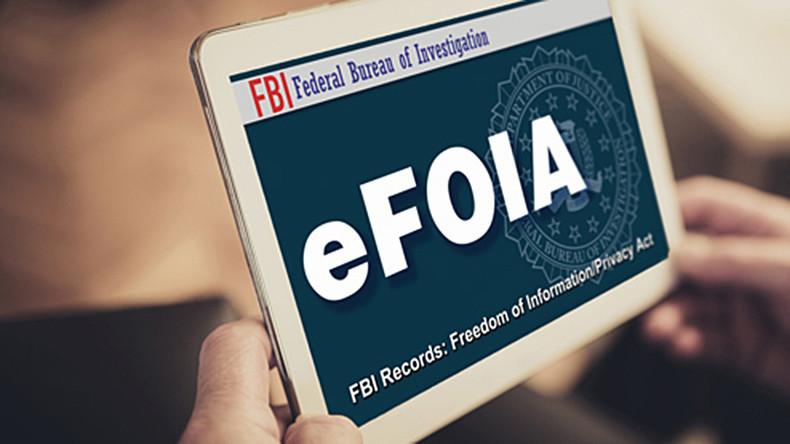 Critics slam FBI's new app that demands ID before sharing public data