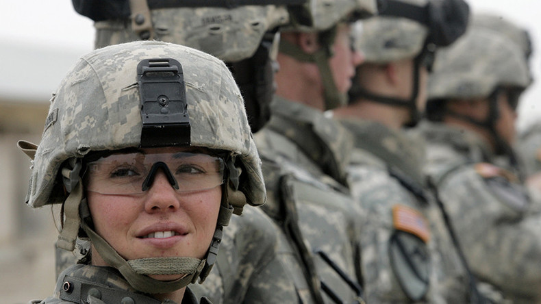 White House mulls women in military draft as Pentagon opens combat roles