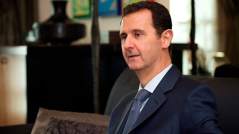 British strikes in Syria illegal, play into terrorists' hands – Assad