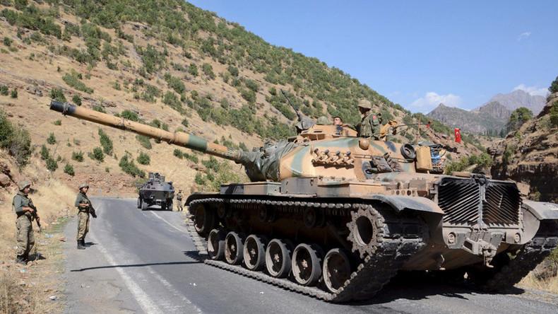 Arab League condemns Turkish 'intervention' in N. Iraq