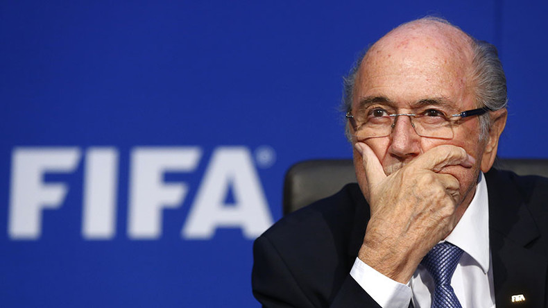 FBI probe allegations that Blatter knew of $100mn FIFA bribes