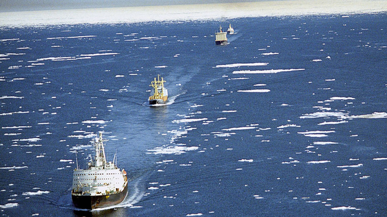 Moscow invites Beijing to take part in Arctic sea route project