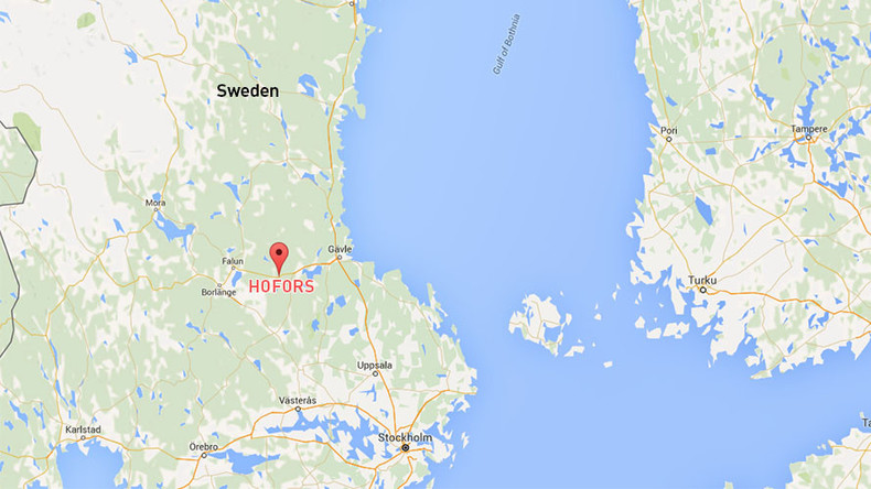 Students locked in Swedish school after knife scare, police say 'just a search for a sad boy'