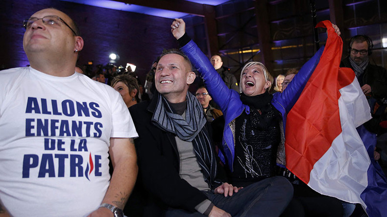 'French Front National victory a warning to rest of Europe'