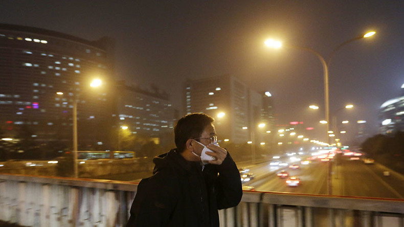 Red alert! Beijing issues highest possible smog warning for very first time