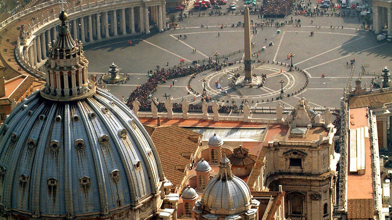 Holy See to see first-ever international audit