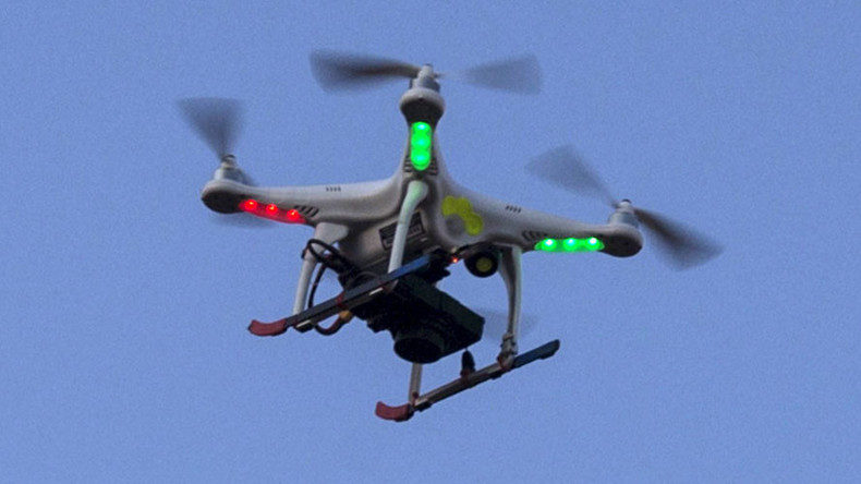 Terrorists could use drones to down planes, security adviser warns