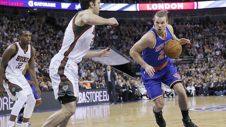 London to host sixth regular-season NBA game in January 2016