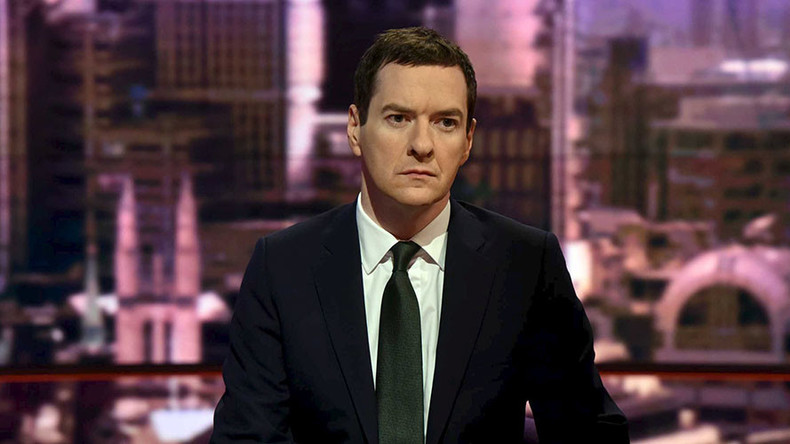 'Britain's got its mojo back in Syria, with US in reasserting Western values' – Osborne