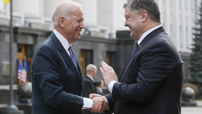 Biden: 'More time talking to Ukraine president than my wife'