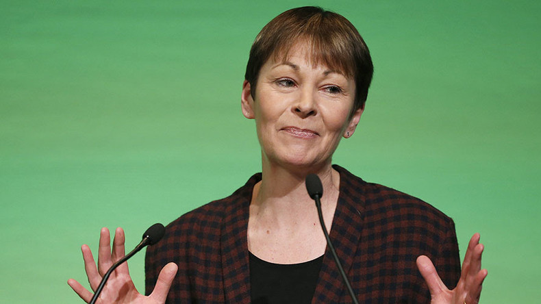 Green MP Caroline Lucas quits Stop the War over 'positions she doesn't support'