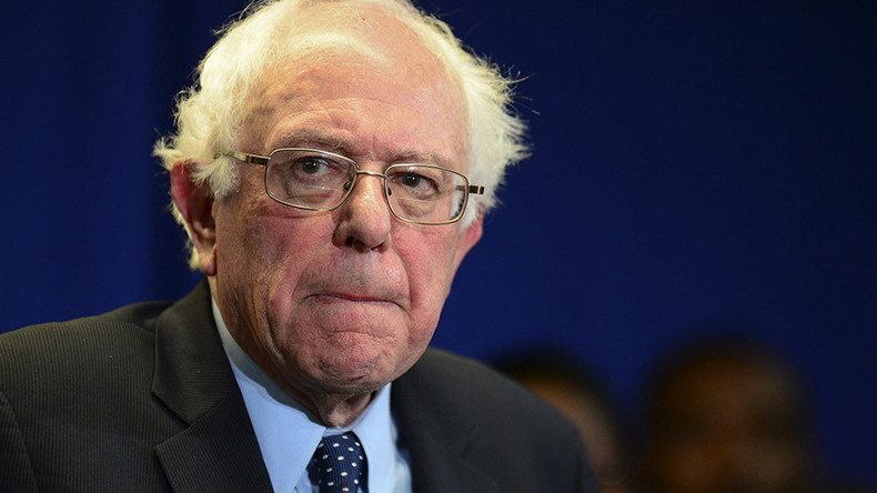 Readers' choice Sanders left out of TIME Person of the Year running while Trump is in