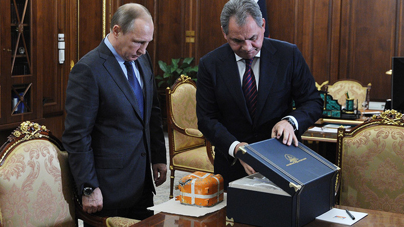 Downed Su-24's black box to reveal truth about Turkey's treacherous strike – Putin