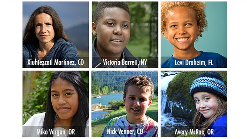 Get lost: Teens suing govt over climate change try to stop Exxon, BP from meddling