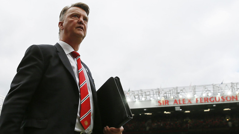Van Gaal's position under threat as embarrassed Man U crash out of Champions League