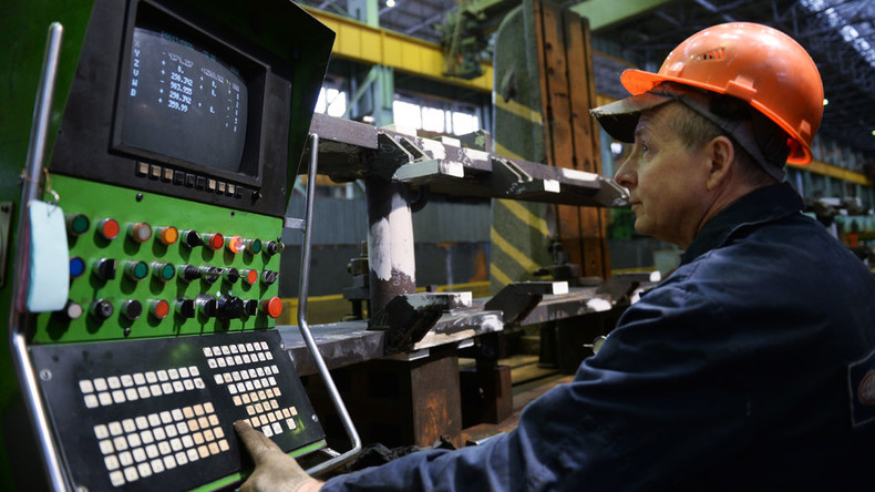 Russian economy to return to growth - Medvedev