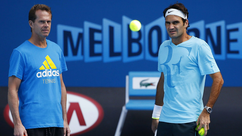 Roger Federer parts ways with coach Stefan Edberg