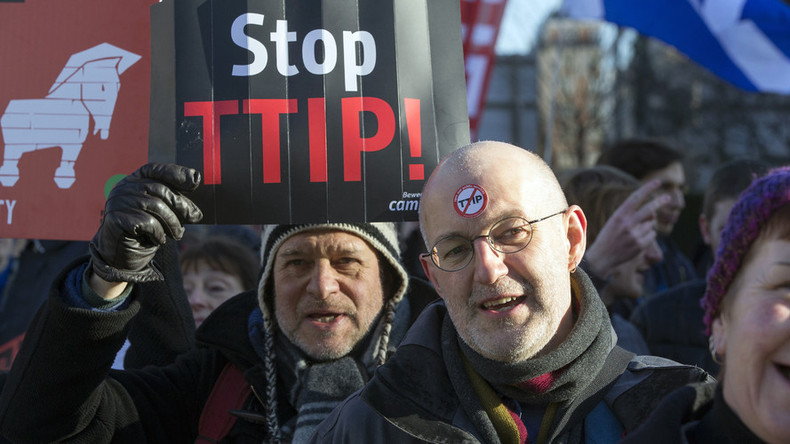MPs must be free to scrutinize all trade deals, incl. TTIP – Global Justice Now