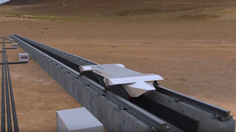 Test facility for Elon Musk's 750 mph transportation system to be built in Nevada this month