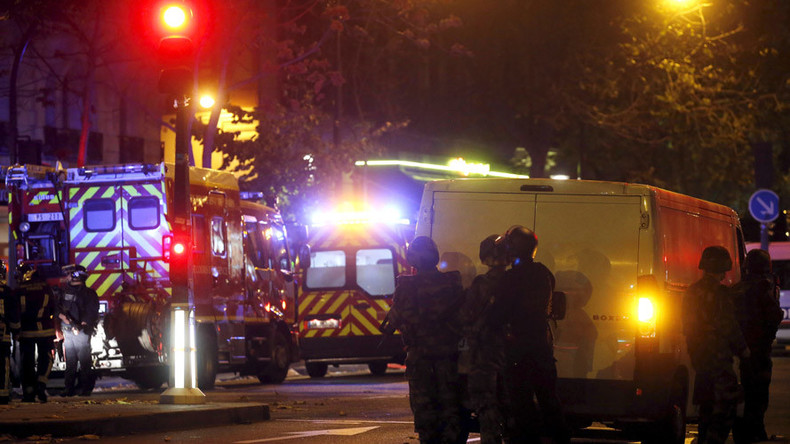 Frenchman who fought in Syria identified as third Bataclan attacker