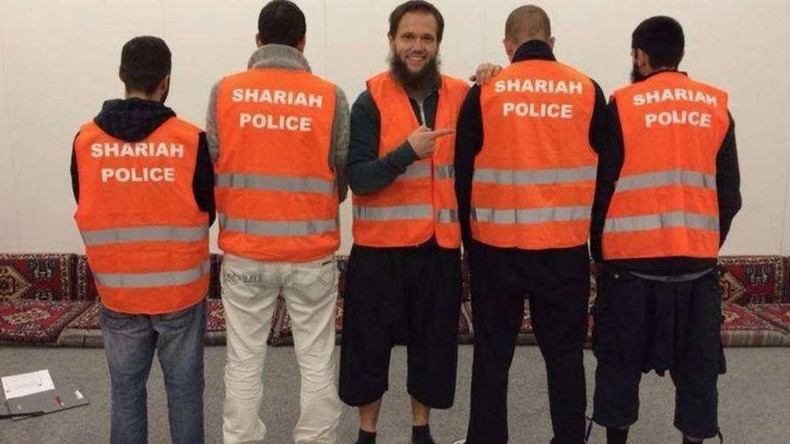 German court drops provocative 'Sharia police' uniform case